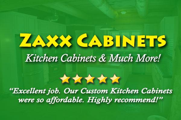 Custom Wood Kitchen Cabinet