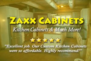 Saint Paul kitchen cabinet remodel