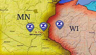 Zaxx Cabinets Locations